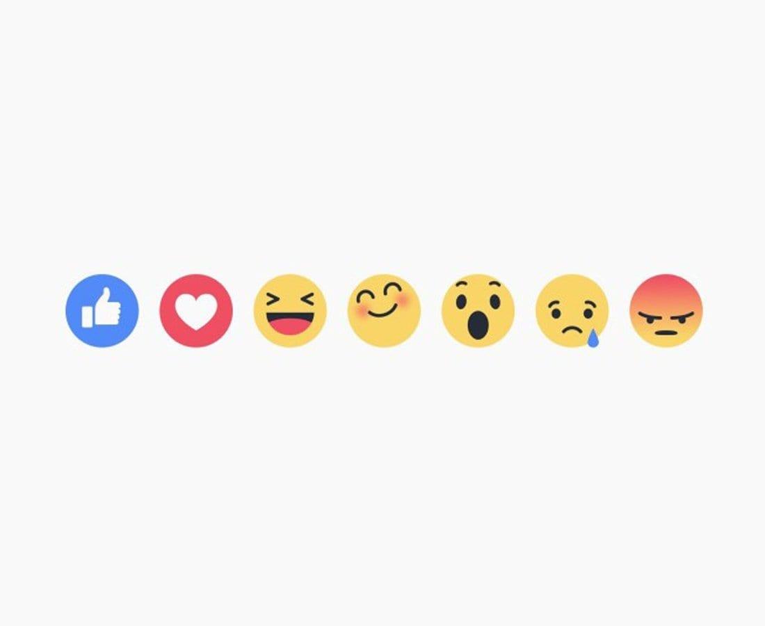 Facekook emojis