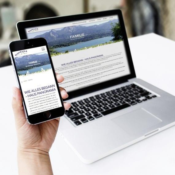 Ferienwohnungen Faakersee Online Marketing