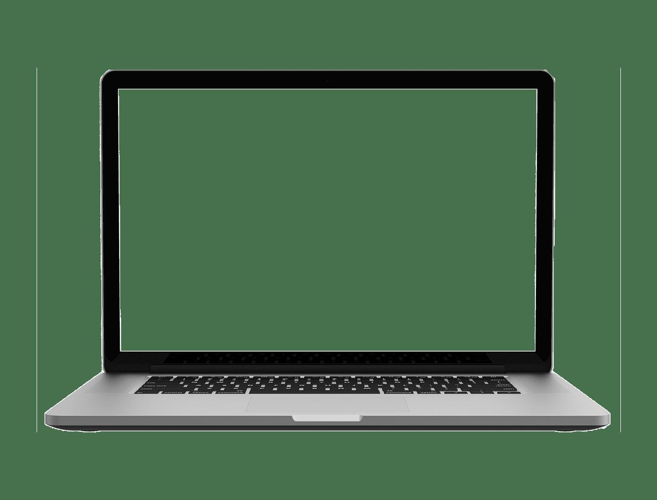 MacBook-Rahmen