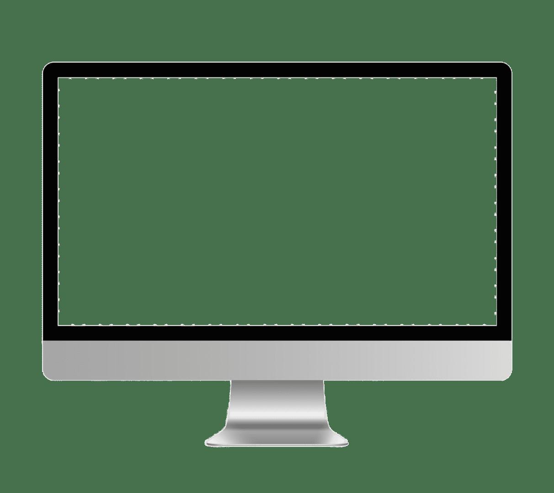 iMac-Rahmen