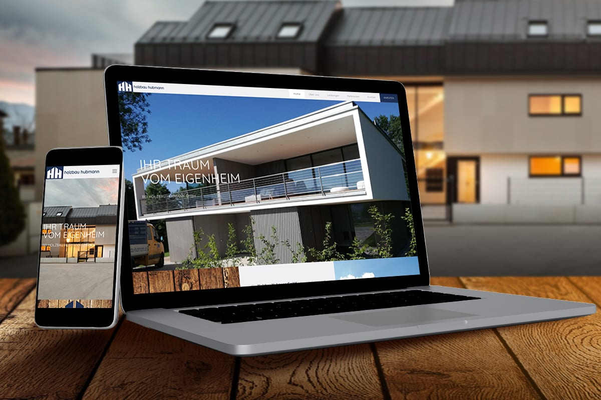 holzbau-hubmann-website-mockup-kg-homepage