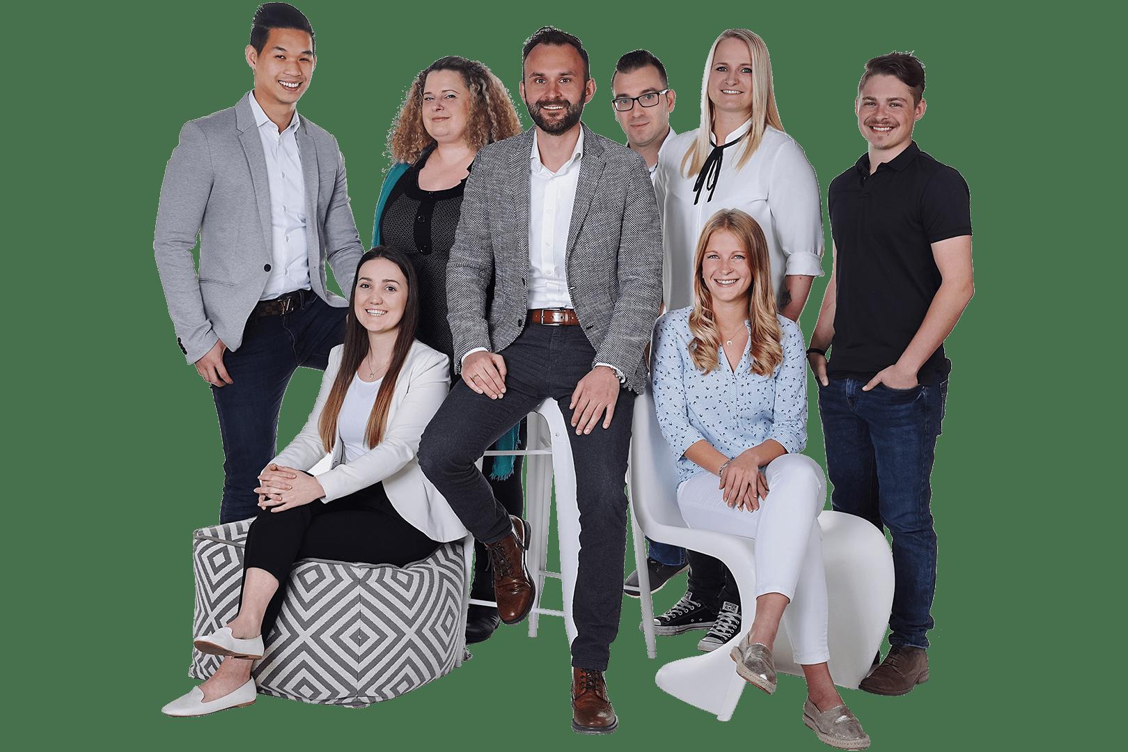 Krassgruen-Team-2019