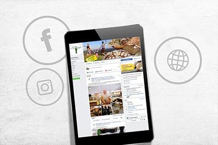 Online Marketing für Danke Bauer by krassgrün.at