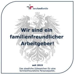Familienfreundliche Arbeitgeber
