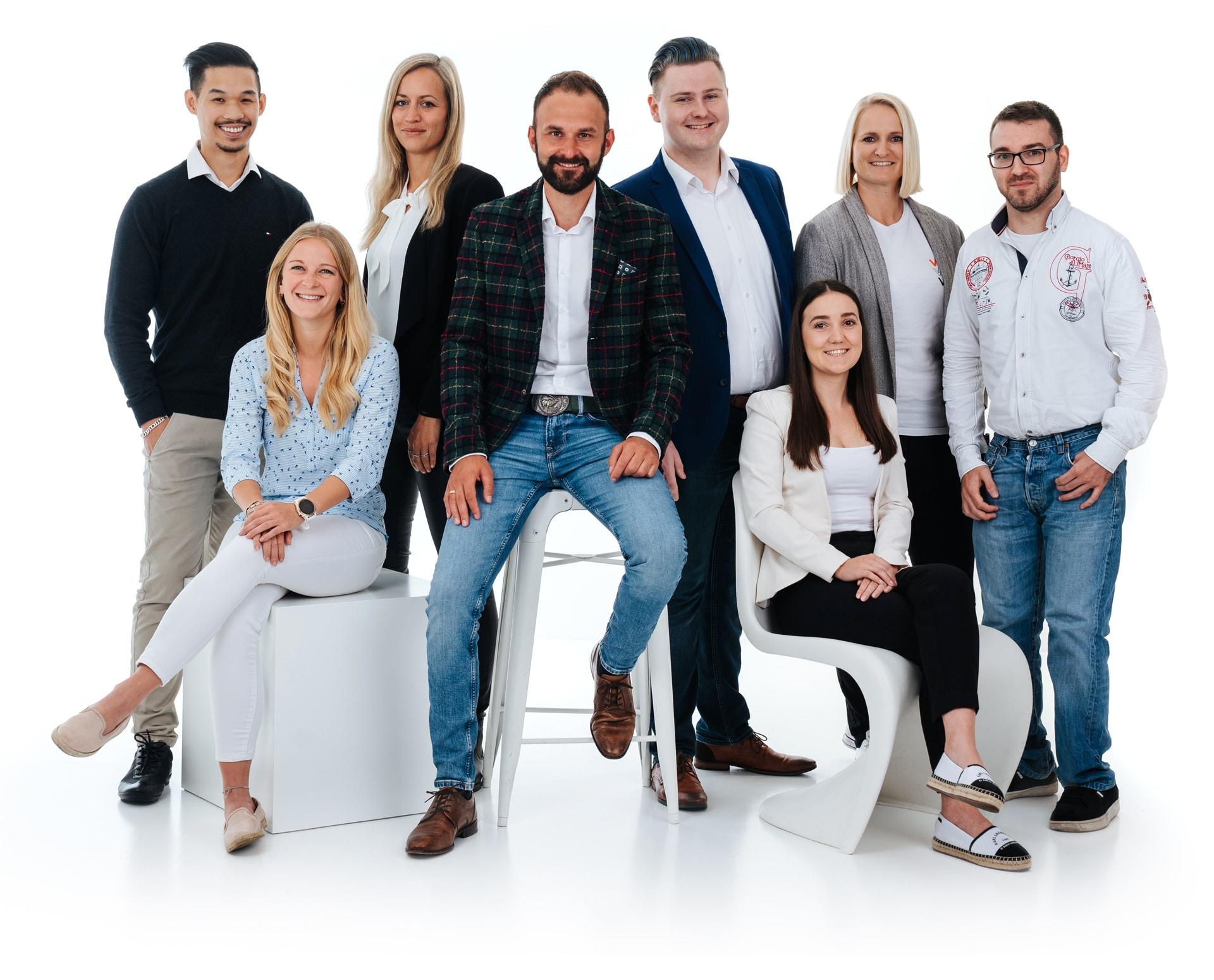 Werbeagentur Villach - Krassgrün.at - Unser Team