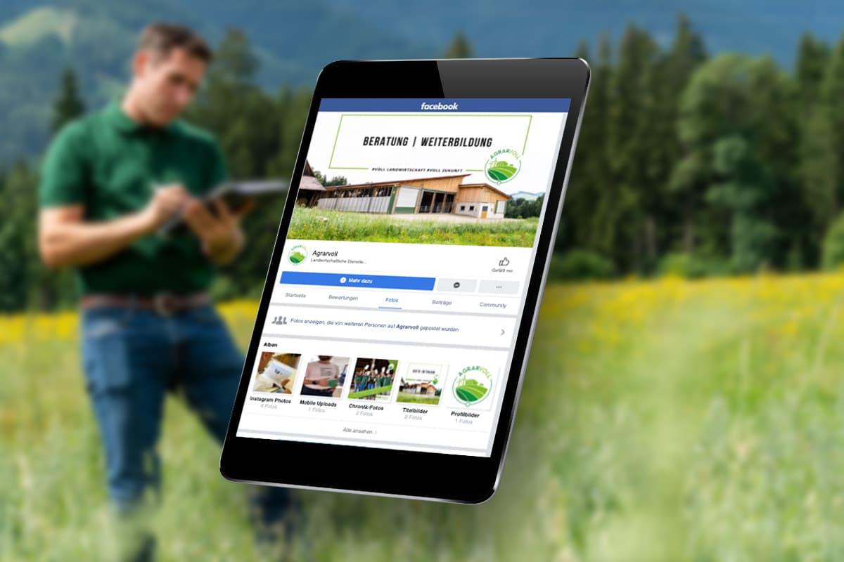 Online Marketing Agentur Villach - Werbekampagnen für Agrarvoll