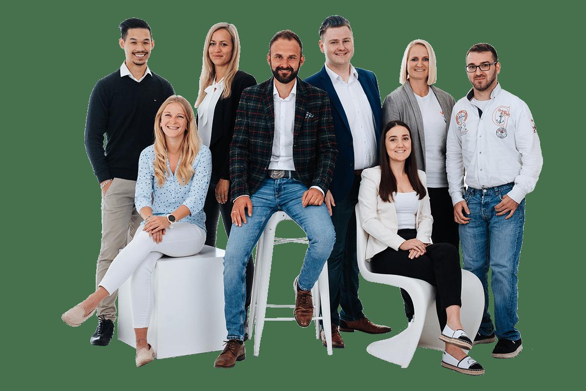 Krassgrün.at Werbeagentur Villach Team